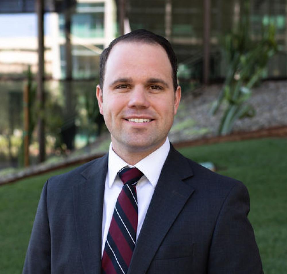 Photo of Buchanan Davis, Senior Advisor for Municipal and County Strategic Initiatives