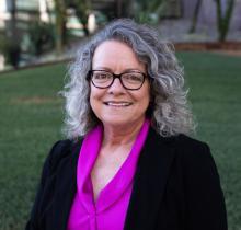 Barbara Quinlan, Senior Program Coordinator