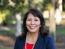 Karen Francis-Begay, Assistant Vice President for Tribal Relations