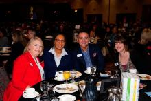 UArizona staff attend the United Way Literacy Champion Awards
